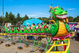 Dragon Coaster - 5 Tickets