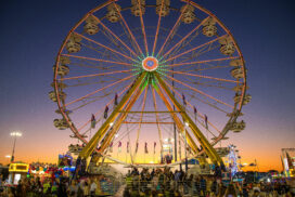 Giant Wheel - 6 Tickets