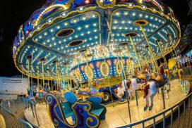 Merry-Go-Round - 4 Tickets