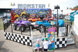 Monster Truck - 4 Tickets