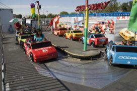 Speedway - 4 Tickets