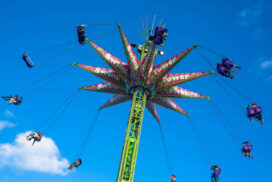 Swing Tower - 6 Tickets